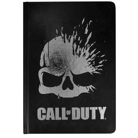 Call of Duty Hardback Notebook