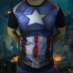 Captain America: Civil War Costume T-Shirt