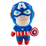 "Captain America Phunny 7"" Plush Toy"