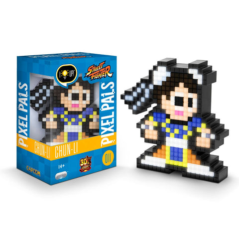 Pixel Pals - Street Fighter Chun-Li