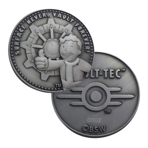 Fallout Limited Edition Collectors Coin