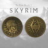 The Elder Scrolls: Skyrim Limited Edition Collectors Coin
