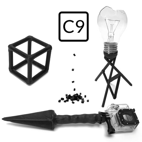 Compound 9 - Carbon Creation