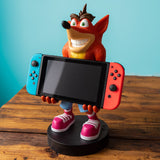 Crash Bandicoot Cable Guy XL Tablet & Game Console Stand