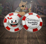 Cuphead Devil's Casino Collectors Coins Twin Pack