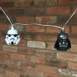 Star Wars Darth Vader & Stormtrooper 3D String Lights