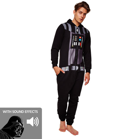 Star Wars Darth Vader Onesie with SFX