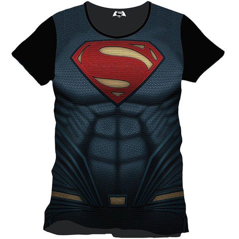 Dawn of Justice Superman Costume T-Shirt