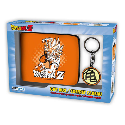 Dragon Ball Z Wallet Gift Set