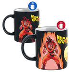 Dragon Ball Z Goku Heat Change Mug