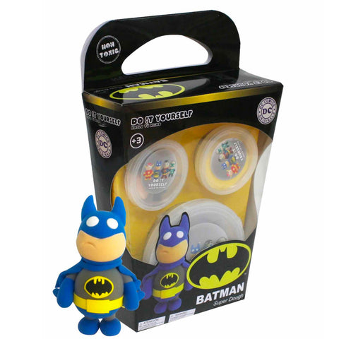 DC Comics Batman Super Dough DIY Kit