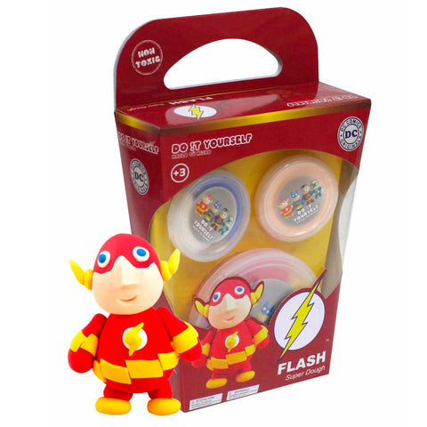 DC Comics The Flash Super Dough DIY Kit
