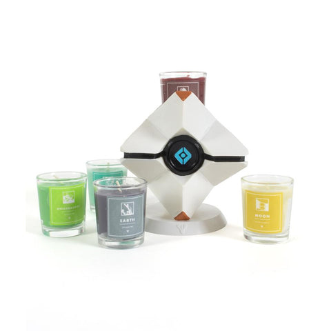 Destiny Limited Edition Ghost Candle Set