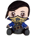 Dishonored Emily Kaldwin Stubbins Toy Plush