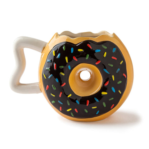 Frosted Donut 3D Mug