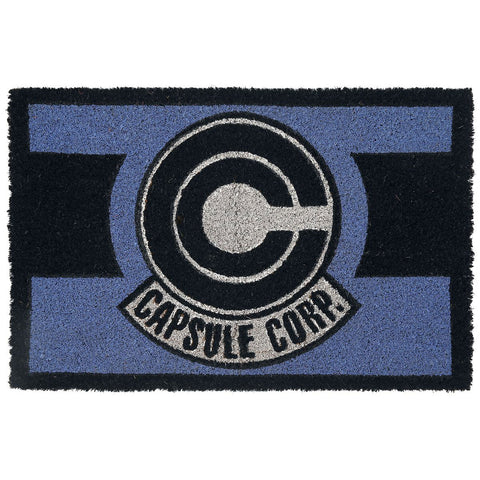 Dragon Ball Z Capsule Corp. Coir Doormat