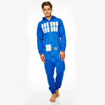 Doctor Who Tardis Onesie