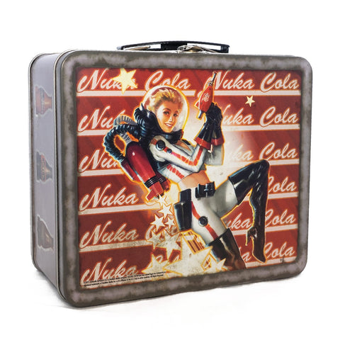 Fallout Nuka World Collectable Tin Tote
