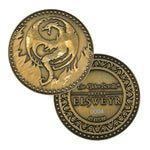The Elder Scrolls: Elsweyr Limited Edition Collectors Coin
