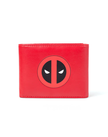 Deadpool Button Down Wallet