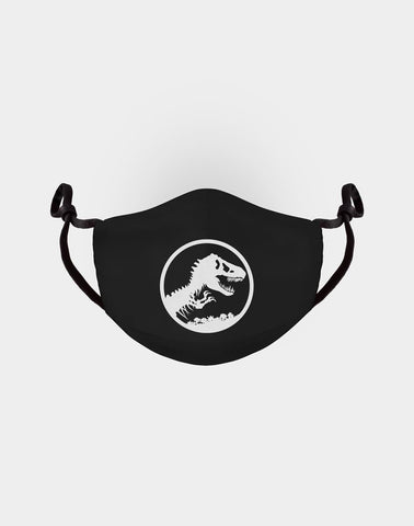 Jurassic Park Adjustable Facemask (1 pack)