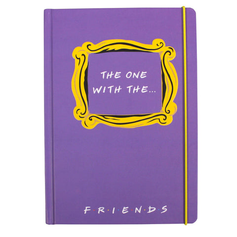 Friends the TV Series Premium A5 Notebook