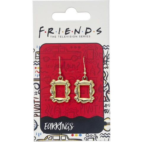 Friends 'Frame' Drop Earrings