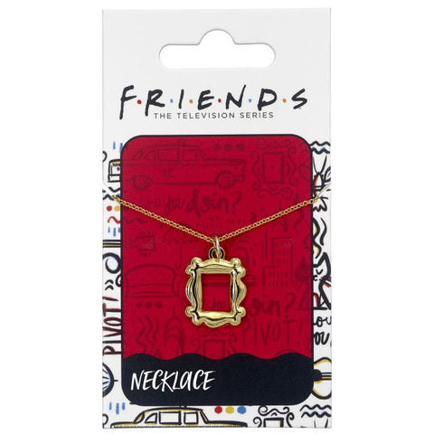 Friends Frame Necklace