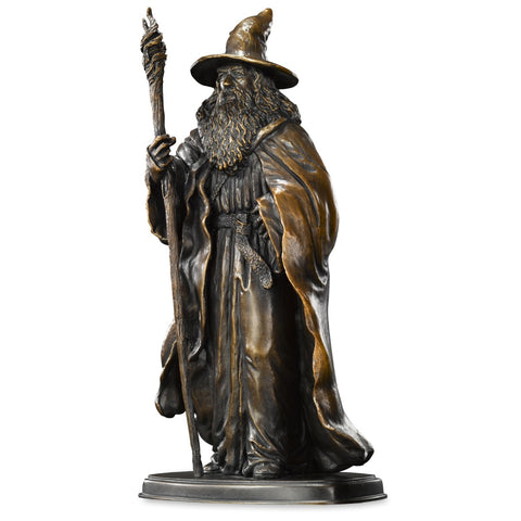 The Hobbit Gandalf Bronze Sculpture