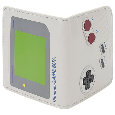 Nintendo Game Boy Console Bi-Fold Wallet