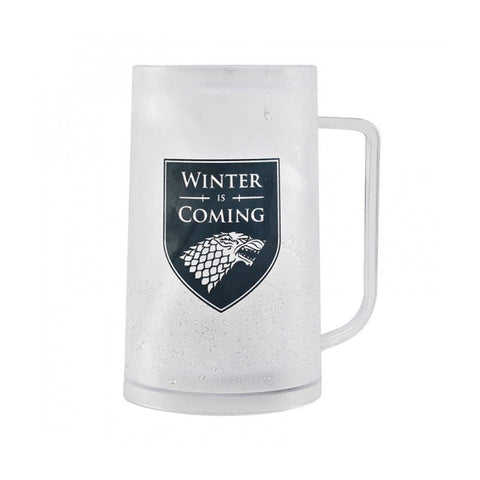 Game of Thrones Winter is Coming Freezer Tankard