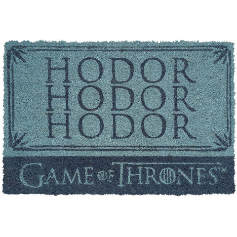 Game of Thrones Hodor Coir Doormat