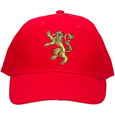 Game of Thrones House Lannister Adjustable Baseball Cap
