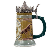 Game of Thrones House Stark Ceramic Beer Stein
