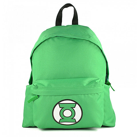Green Lantern Logo Backpack