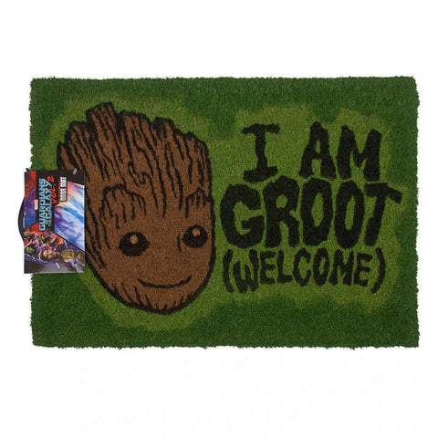 Marvel Guardians of the Galaxy Groot Coir Doormat