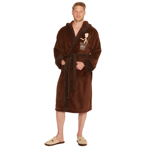 Guardians of the Galaxy Groot Bath Robe