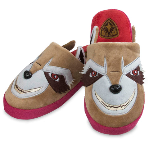 Guardians of the Galaxy Rocket Raccoon Mule Slippers