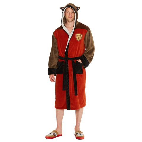 Guardians of the Galaxy Rocket Raccoon Bath Robe