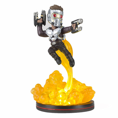Guardians of the Galaxy Star-Lord Light-Up Q-Fig Diorama