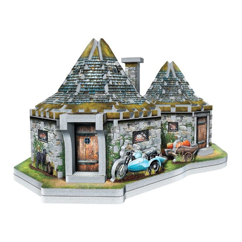 Harry Potter Hagrid's Hut 3D Puzzle