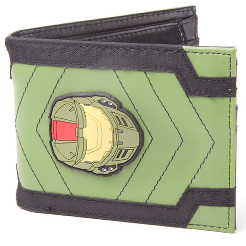Halo Master Chief Bi-Fold Wallet