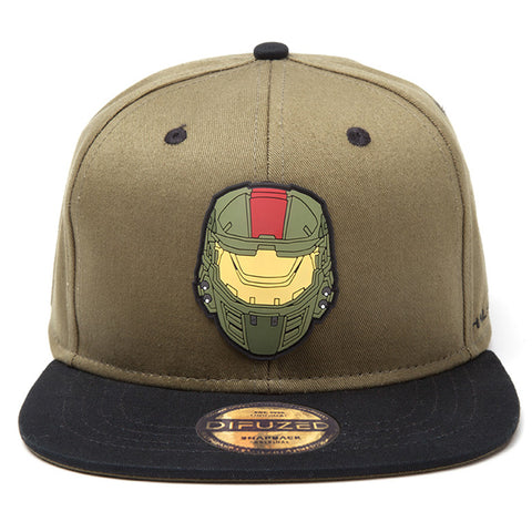 Halo Master Chief Snapback Cap