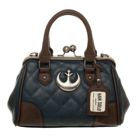 Star Wars Han Solo Kiss-Lock Handbag