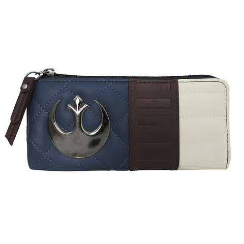 Star Wars Han Solo Zip Around Purse