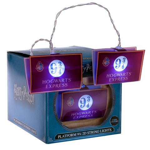 Harry Potter Platform 9¾ LED String Lights