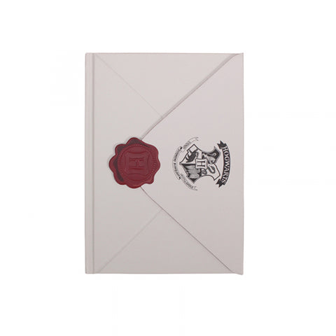 Harry Potter Acceptance Letter A5 Notebook