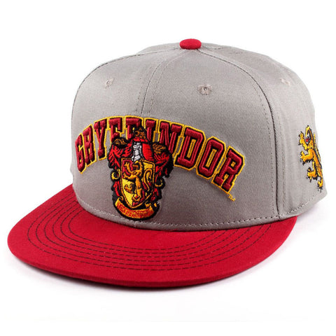 Harry Potter Gryffindor College Style Snapback Cap