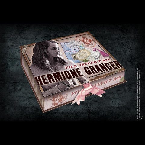 Harry Potter - Hermione Film Artefact Box
