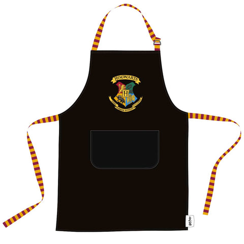Harry Potter Hogwarts Crest Apron